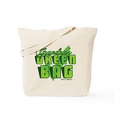 Grandpa's Green Tote Bag