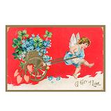 Vintage valentine postcards Postcards