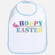 Hoppy Easter Bib