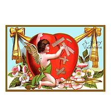 Mending A Broken Heart Vintage Valentine Cards (8)