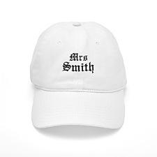 Mrs Smith Baseball Cap