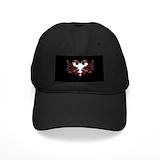 Albanian hat Black Hat