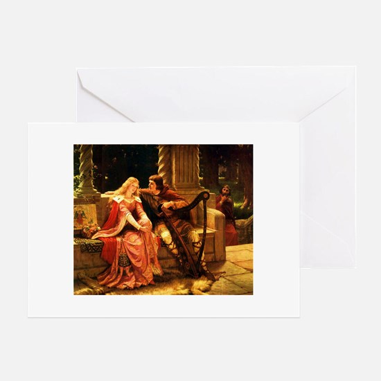 Tristan and Isolde (1 card Blank)