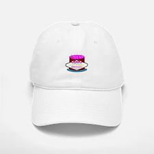 Las Vegas Birthday Cake Baseball Baseball Cap