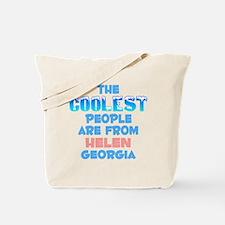 Coolest: Helen, GA Tote Bag