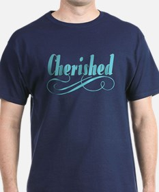 Just A Cherished Girl T-Shirt