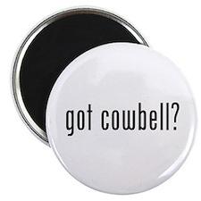 got cowbell? Magnet