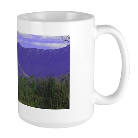 Mt LeConte Large Mug