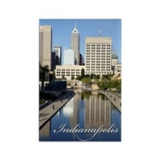 Indianapolis Canal Magnet