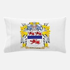 Gannon Coat of Arms - Family Crest Pillow Case