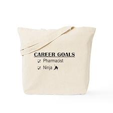 Pharmacist Career Goals Tote Bag