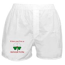 Wharton Family Boxer Shorts