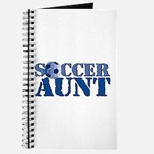 Soccer Aunt Journal