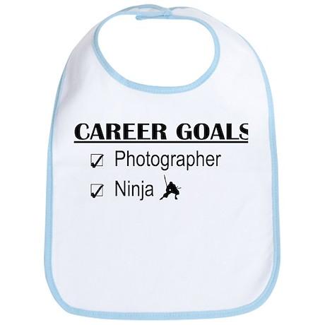 Photographer Career Goals Bib