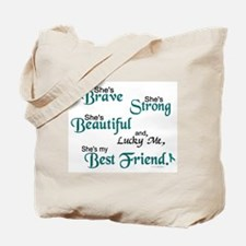 Lucky Me 1 (Best Friend OC) Tote Bag
