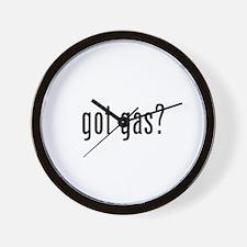 Unique Got gas Wall Clock