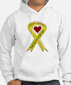 Yellow Ribbon Son-in-law Hoodie