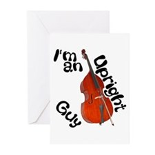 Upright Guy Greeting Cards (Pk of 20)