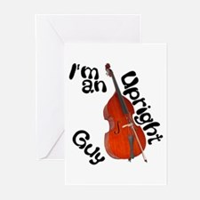 Upright Guy Greeting Cards (Pk of 10)
