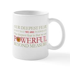 Cute Fear of Mug