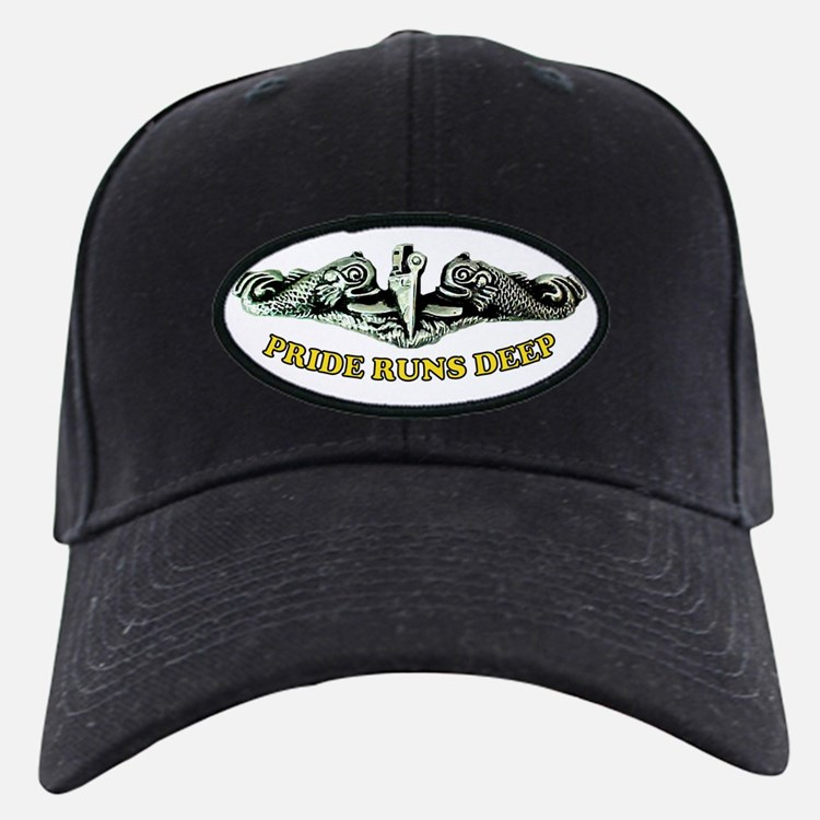 Pride Runs Deep Baseball Hat