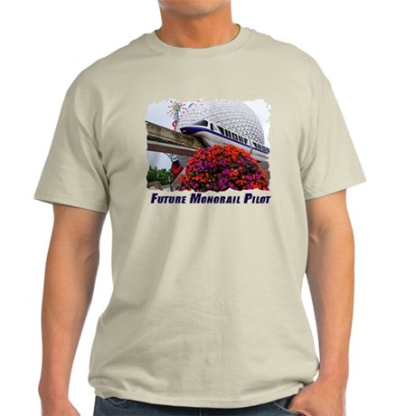 Disney Monorail t-shirts Light T-Shirt