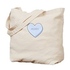 Mommy Heart Valentine Tote Bag
