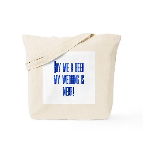 Buy Me A Beer Tote Bag