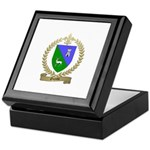 GUYON Family Crest Keepsake Box