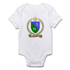 GUYON Family Crest Infant Bodysuit