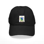 GUYON Family Crest Black Cap