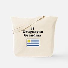 #1 Uruguayan Grandma Tote Bag