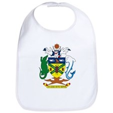 Solomon Islands Coat of Arms Bib