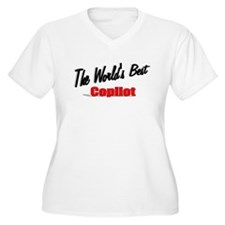 """The World's Best Copilot"" T-Shirt"