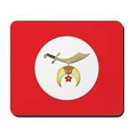 Shriners Mousepad
