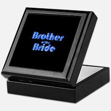 Brother Of The Bride - Retro Keepsake Box