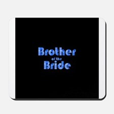 Brother Of The Bride - Retro Mousepad