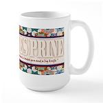 Sarah Agnes Prine Large Mug