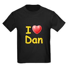I Love Dan (L) T