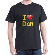 I Love Dan (L) T-Shirt