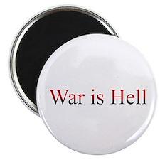 War is Hell Magnet
