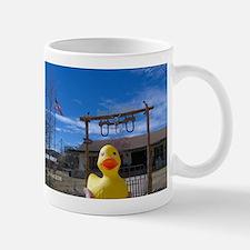 Dude ranch Duck Mug