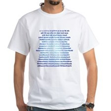fibonacci Numbers Shirt