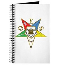OES Journal - Gold Trim