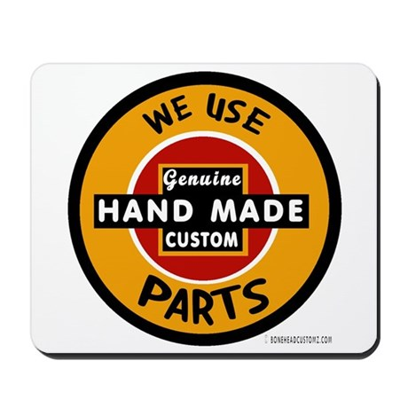 CUSTOM PARTS Mousepad