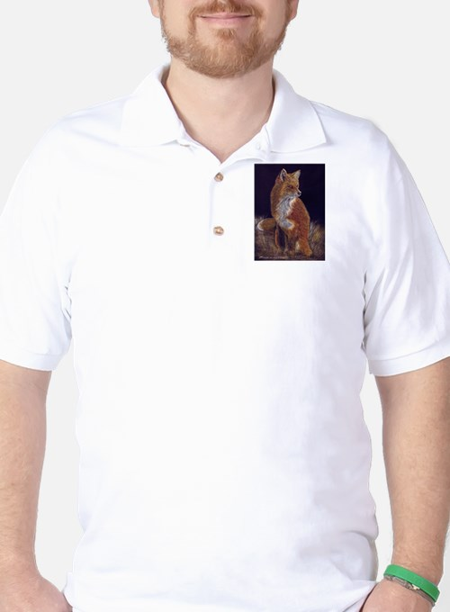 Red Fox Golf Shirt