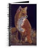 Red fox Journals & Spiral Notebooks