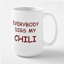 Everybody Digs My CHILI Mug