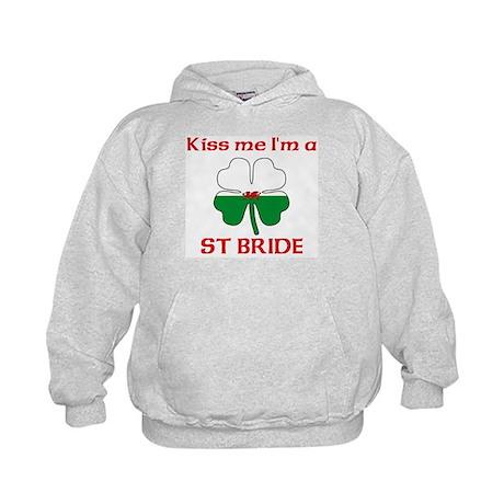 St Bride Family Kids Hoodie
