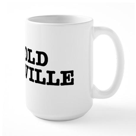 I Love Old Louisville Large Mug